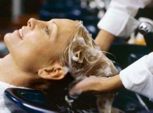 Мытье волос в круглосуточном салоне красоты в Москве на Тверской (без услуг)