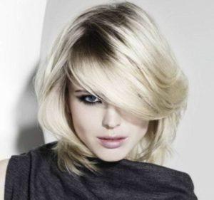 Блондирование корней волос в круглосуточном салоне красоты в Москве на Тверской