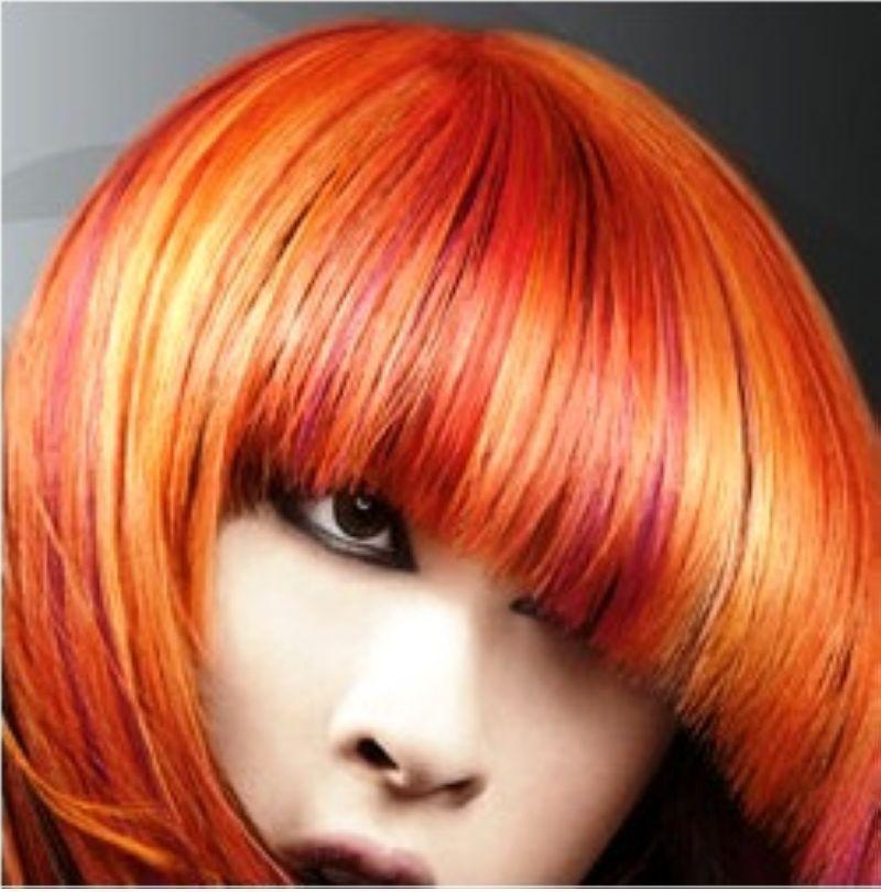 Окрашивание волос Wella Color touch в круглосуточном салоне красоты в Москве на Тверской