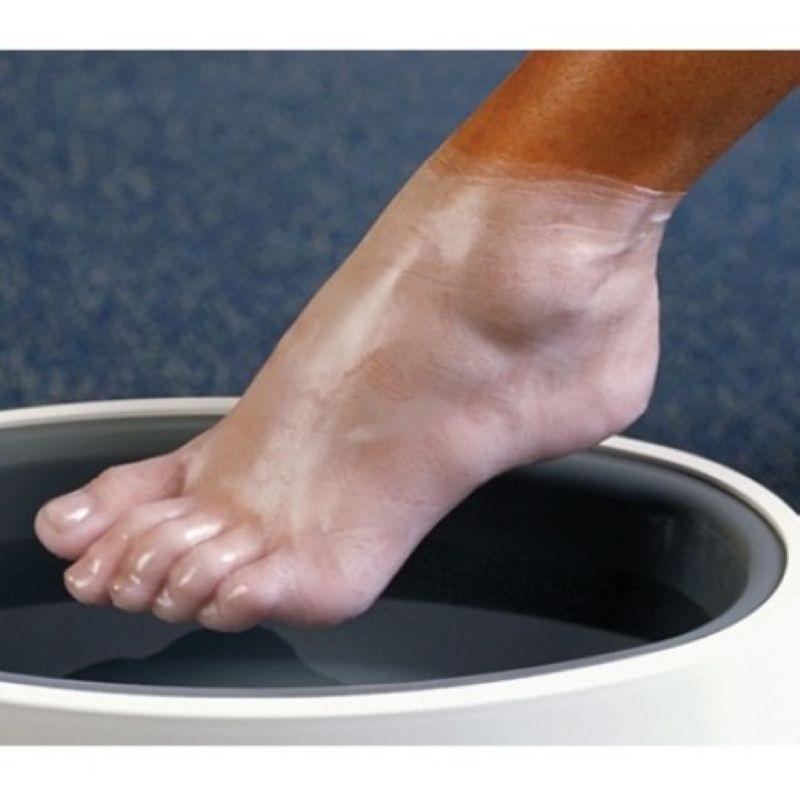 Парафинотерапия пальцев ног в круглосуточном салоне красоты в Москве на Тверской