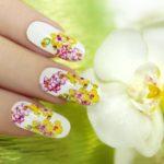 Покрытие ногтей рук авторское Shellaс в круглосуточном салоне красоты в Москве на Тверской