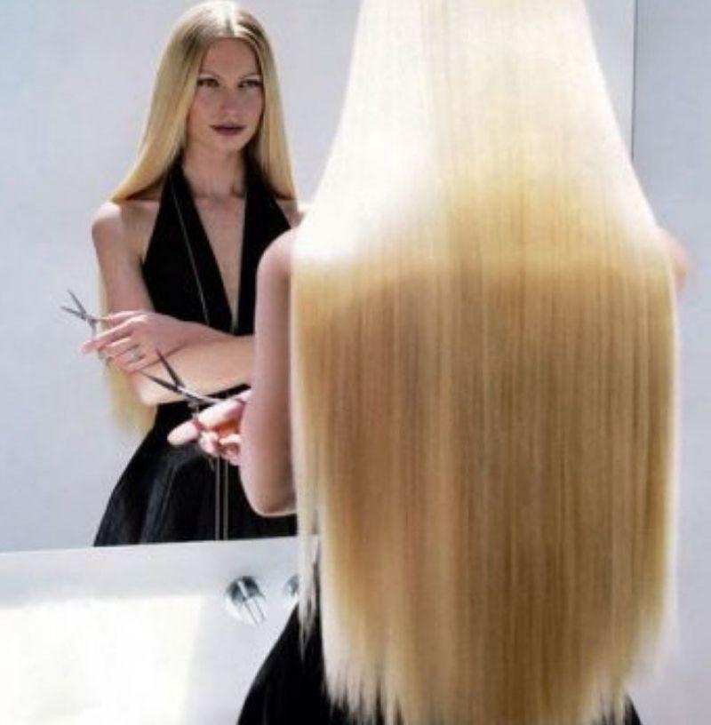 Снятие наращенных волос в круглосуточном салоне красоты в Москве на Тверской