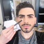 Мужской мэйкап (make up) в круглосуточном салоне красоты в Москве на Тверской