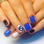 Дизайн одного ногтя в круглосуточном салоне красоты в Москве на Тверской