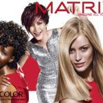 Колорирование волос Matrix в салоне красоты в Красногорске Изумрудные Холмы